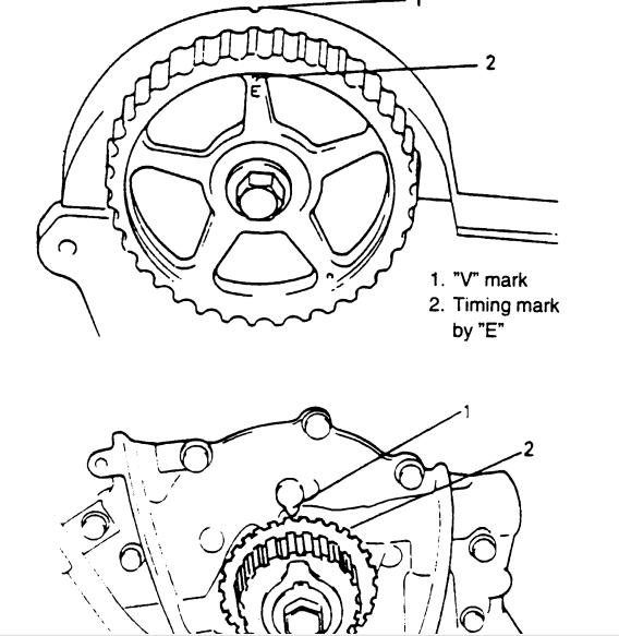 Suzuki Sidekick Timing Belt