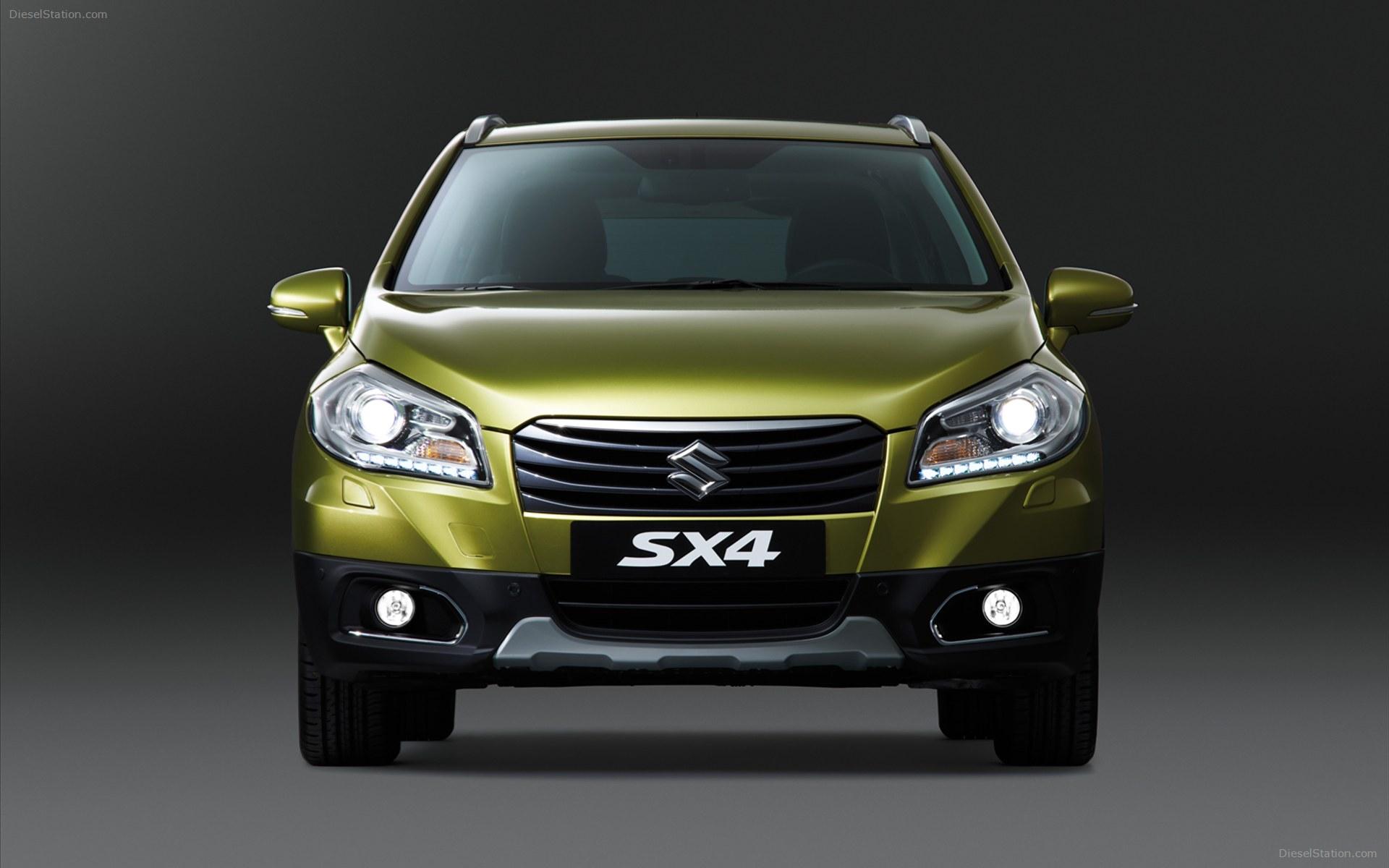 Suzuki SX4  Suzuki SX4 resimi  18523