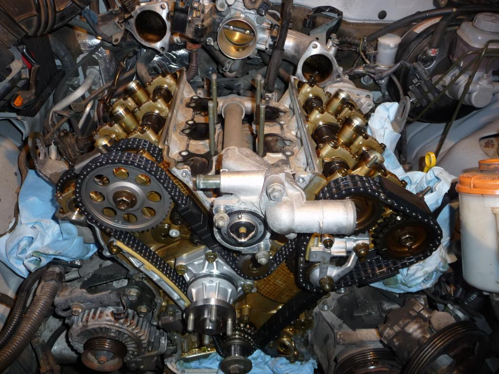 Suzuki XL7 Timing Chain Replacement