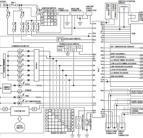 System Wiring Diagrams