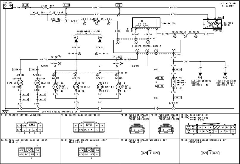 2005 mazda 6 stereo wiring diagram mazda 6 stereo wiring diagram - wiring diagram and schematics