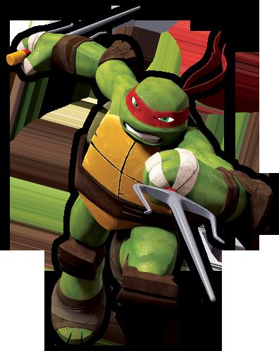 Teenage Mutant Ninja Turtles 2012 Raphael