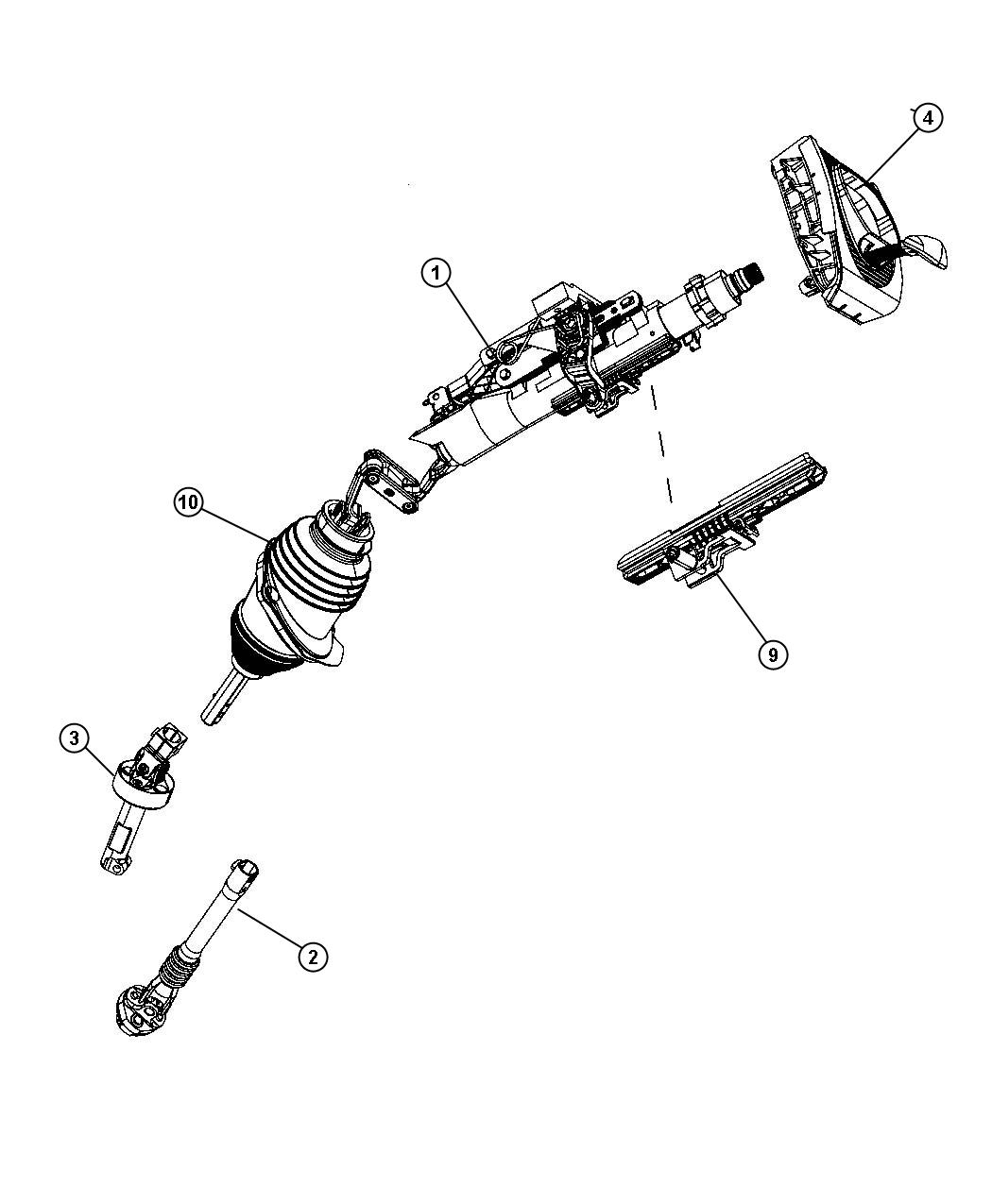Telescoping Steering Column