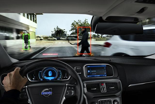 Test: Volvo V40  Gallerij