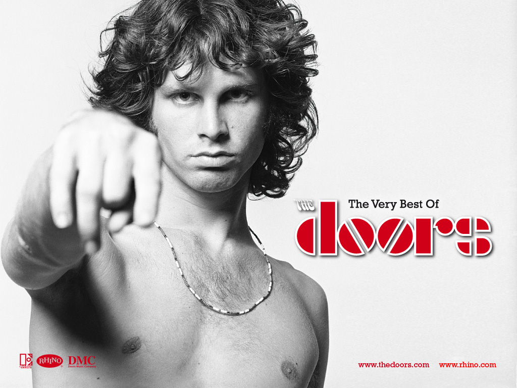 The Doors the Doors Album Cover