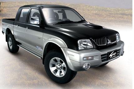 THE ULTIMATE CAR GUIDE: Car Profiles  Mitsubishi L200 (19992006)
