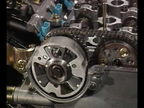 Timing Belt Marks for a 1993 Toyota Celica