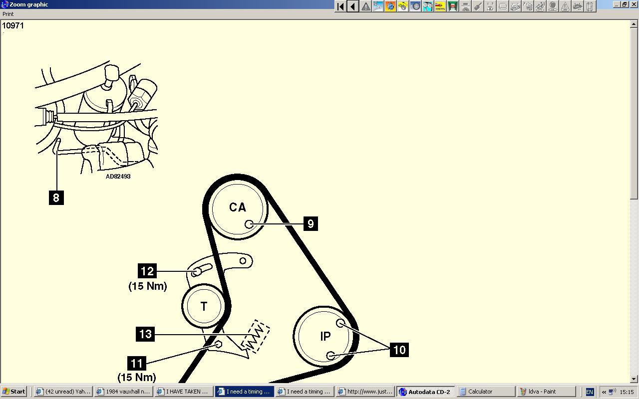 Diagram Timing Belt Peugeot 307 Cc  U2013 Motogurumag