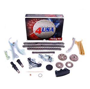 Timing Chain Kit Fits Mazda 3 6 2.3 L DOHC #TKMZ230A (Fits: Mazda 6)