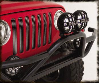 TJ Smittybilt SRC Front Bumper