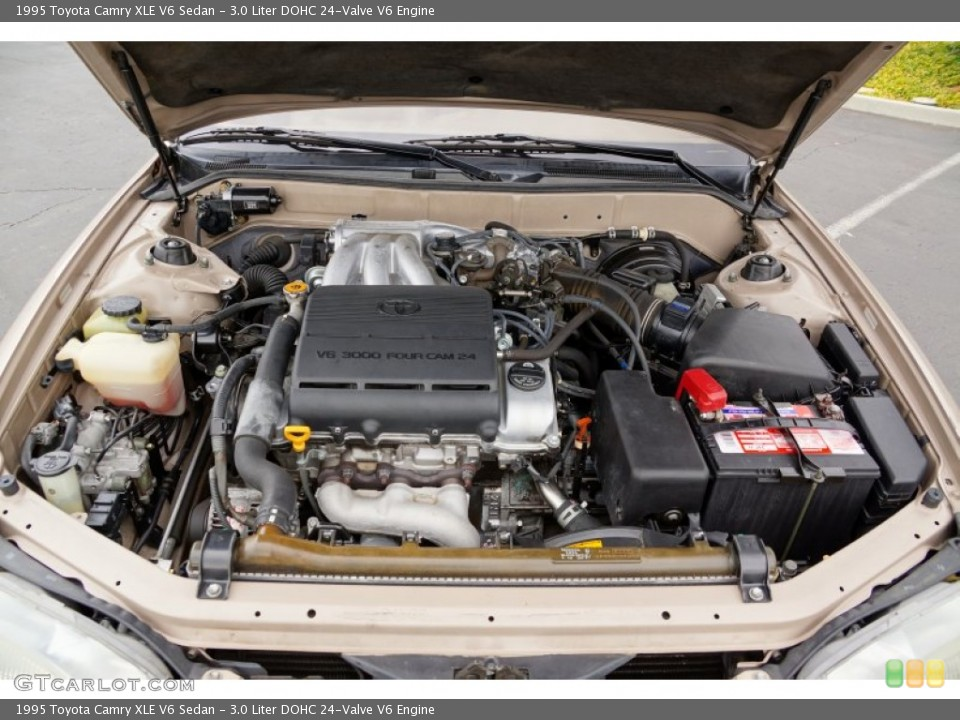 Toyota 4Runner 3.0 V6 Engine