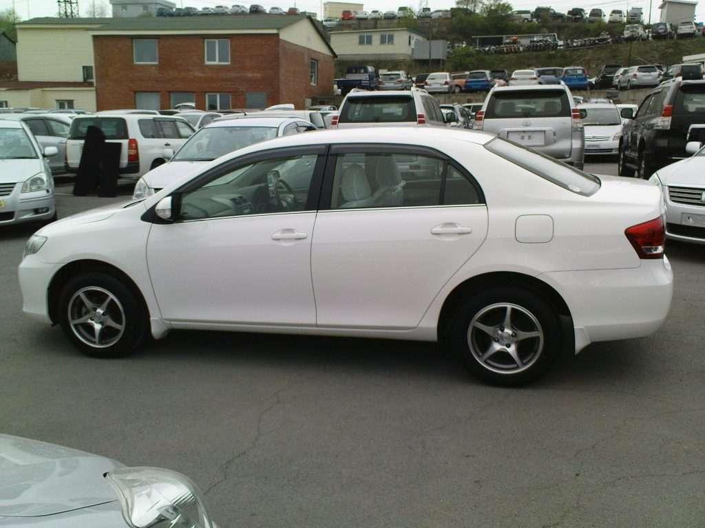 Toyota Axio Car