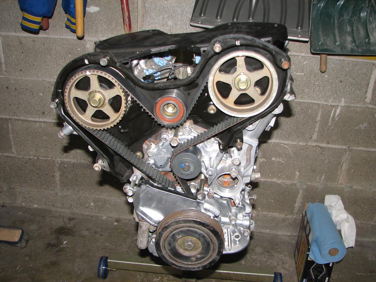 96 Camry Timing Belt V6 Engine Diagram Toyota Change