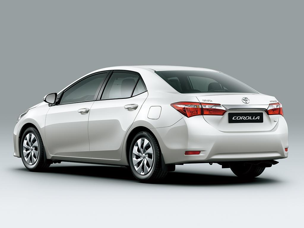 Toyota Corolla Altis 2012
