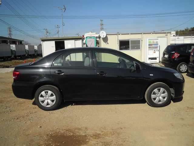 Toyota Corolla Axio DBANZE141(2010) / X NAVI REMOTE.KEY BLACK / US$