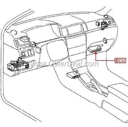 2003 Chevy Malibu Turn Signal Flasher Location on module wiring diagram
