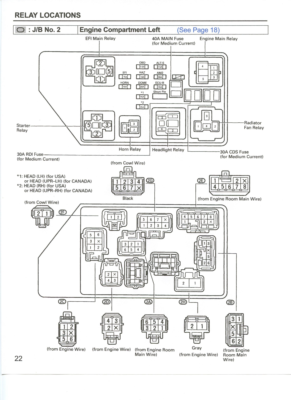 1997 Toyota Corolla Fuel Pump Wiring Diagram - Wiring Diagram