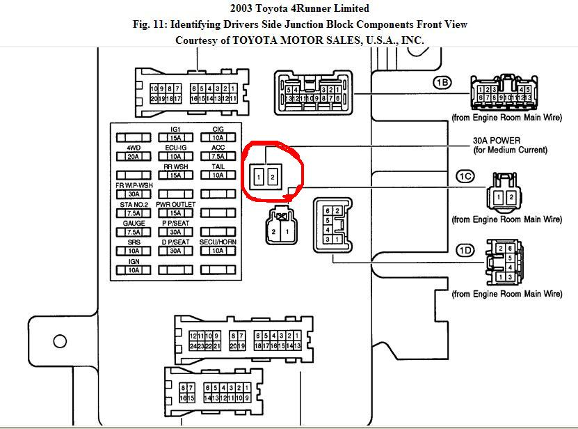 Toyota Corolla Wiring Diagram Schemes Com