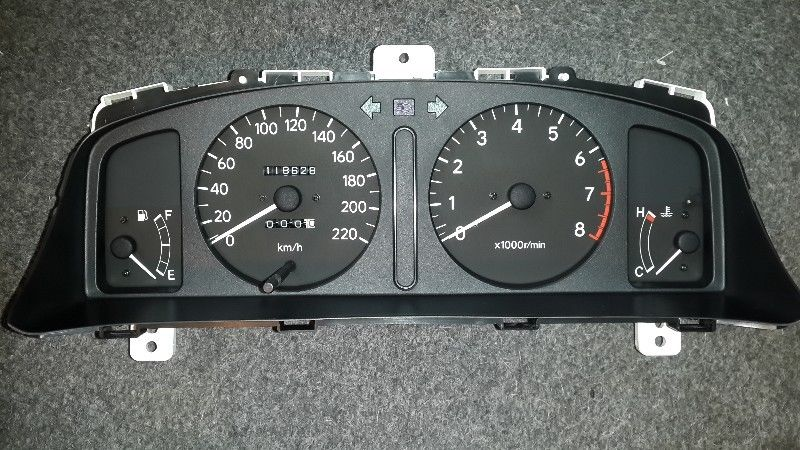 Toyota Corolla Instrument Cluster