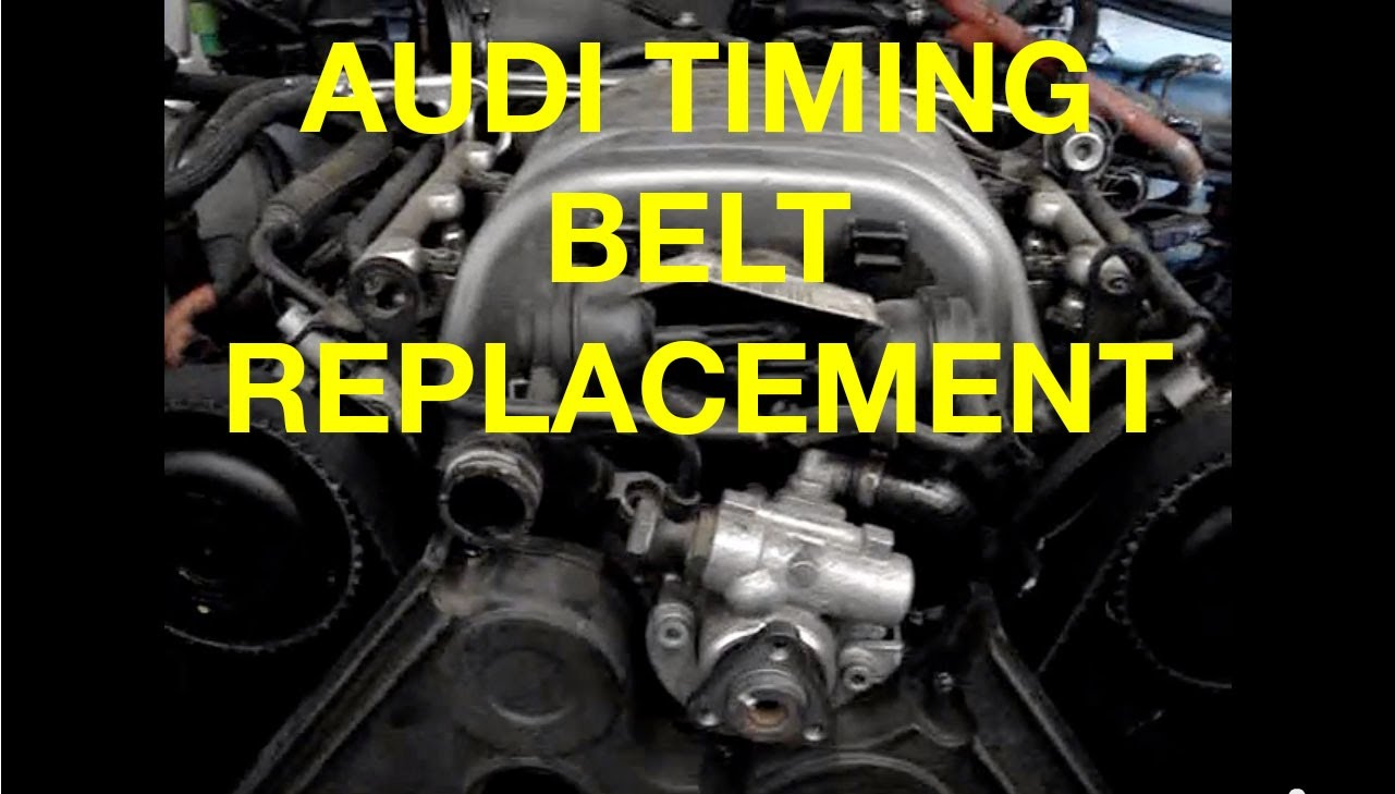 Toyota Corolla Timing Belt Change 1998 Toyota Corolla Timing Chain