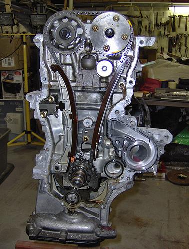 Toyota Corolla Timing Chain