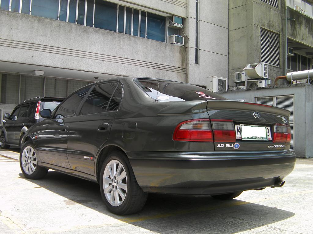 Toyota Corona Twincam 2.0 1990 (2) | Flickr  Photo Sharing!