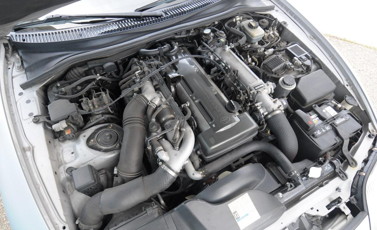 Toyota Highlander 2001 3.0 Engine