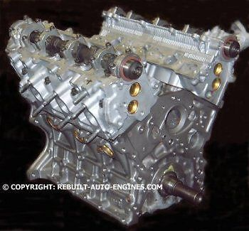 Toyota Highlander 2003 Engine