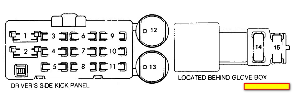 1984 toyota truck fuse diagram electrical work wiring diagram 1984 toyota pickup wiring diagram toyota wiring diagrams instructions rh appsxplora co 1990 toyota 4x4 truck cheapraybanclubmaster Images