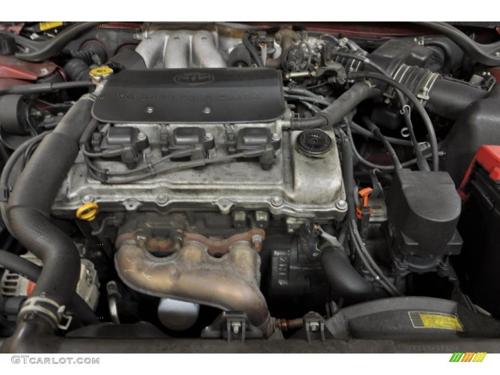 Toyota Land Cruiser Diesel Engine