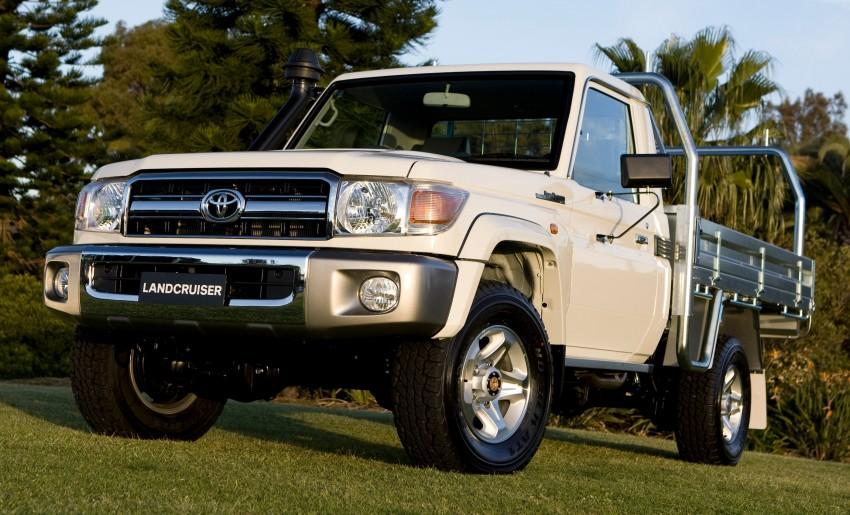 Toyota Land Cruiser FJ45