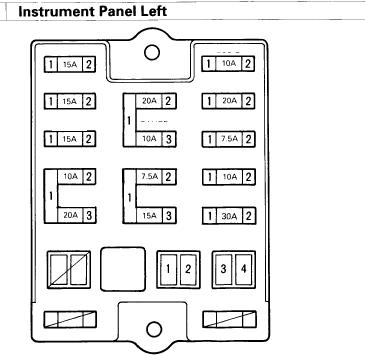2006 pontiac g6 fuse diagram toyota land cruiser fuse box diagram image details 2006 pontiac g6 fuse panel toyota land cruiser fuse box diagram