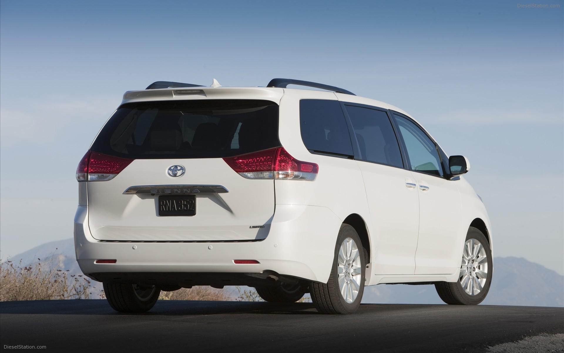 Toyota Sienna 2014 Hybrid