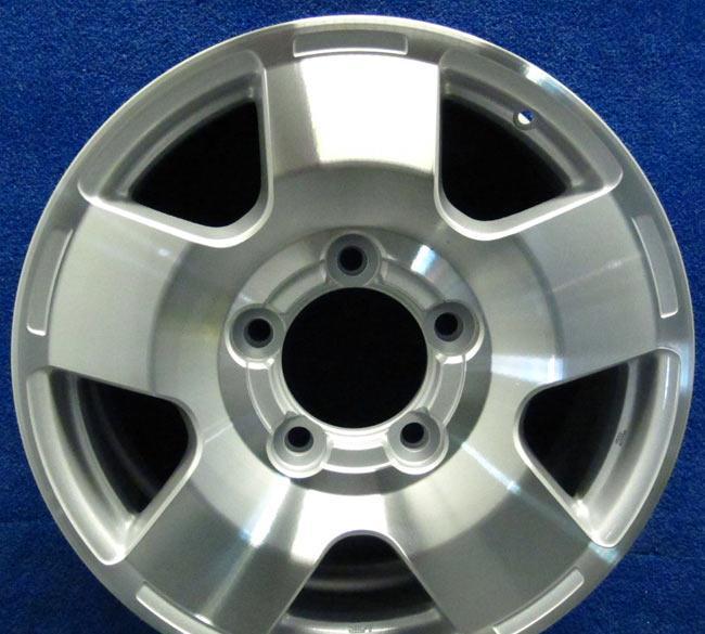 """Toyota Tundra 17"""" Wheels"""