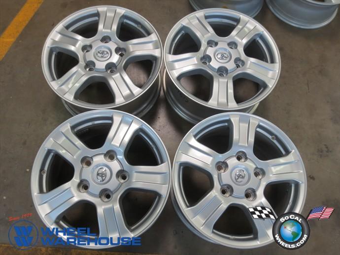Toyota Tundra 18 Inch OEM Wheels