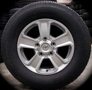 Toyota Tundra OEM Factory Wheels