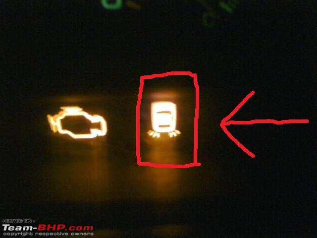 Toyota Warning Lights Symbols