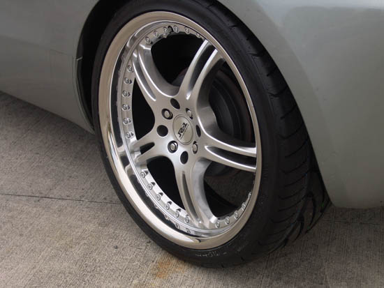 Toyota Yaris with R1 Racing 18 Inch Wheels  Rims and Tires Blog