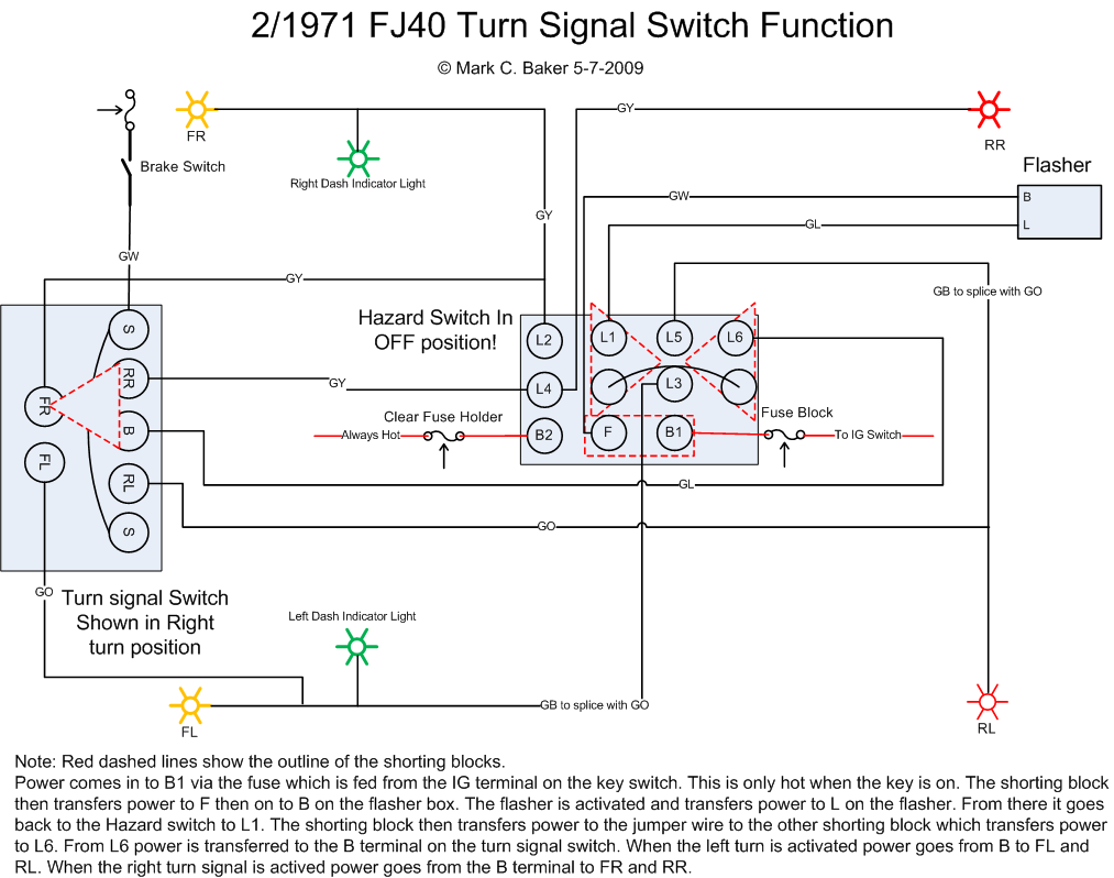 Ford F650 Turn Signal Wiring Diagram - image details F Turn Signal Wiring Diagram on
