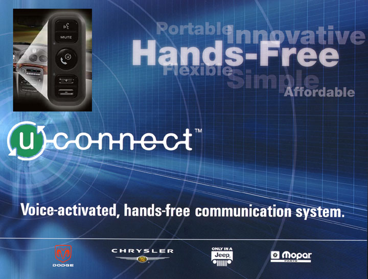 Uconnect DVD