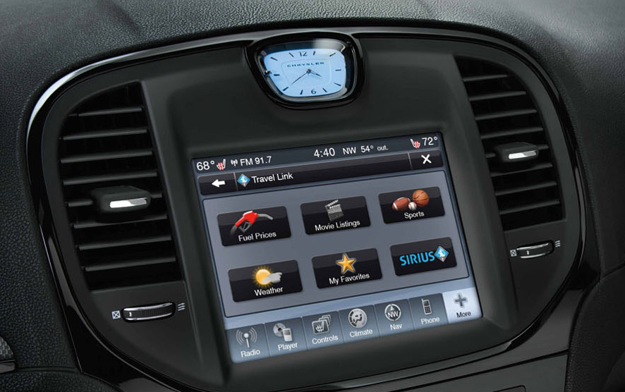 Uconnect Infotainment System