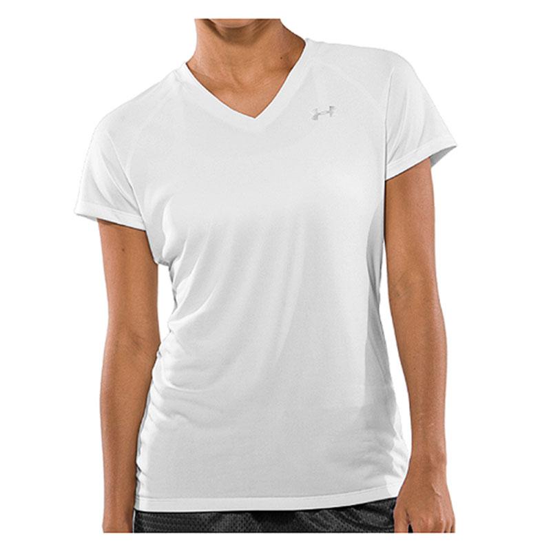 Under Armour Womens Heatgear Tech Short Sleeve Tee 1228321   eBay