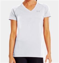 Under Armour Women's Tech Short Sleeve Tee (White) 1228321100