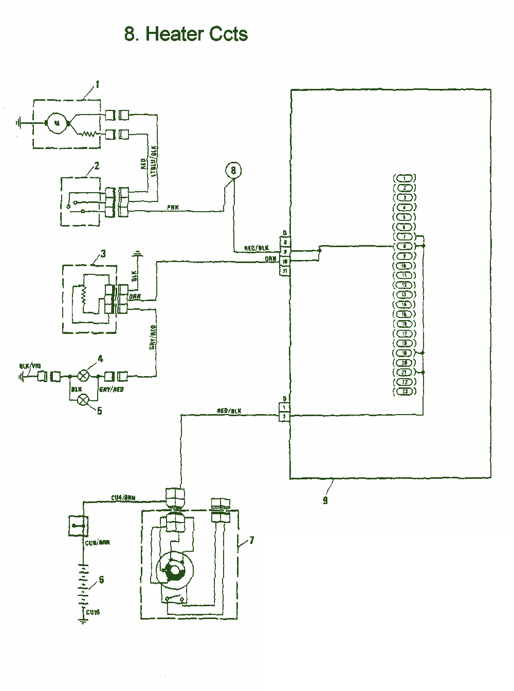 VW TDI Engine Heater Plug image details – Dodge Sprinter Booster Heater Wiring Diagram