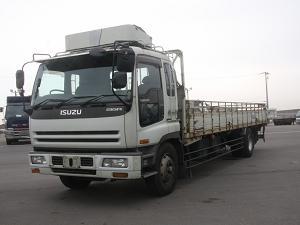 Used Isuzu Box Trucks
