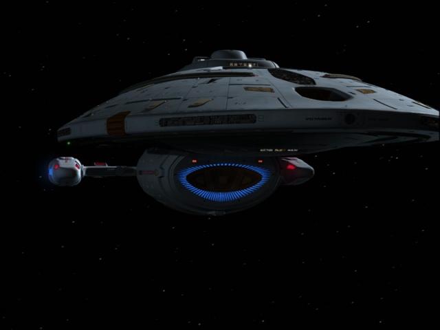 USS Voyager Star Trek