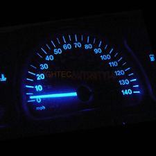 VAUXHALL VECTRA B BLUE FULL LED SPEEDO DASH KIT + LED INTERIOR LIGHT