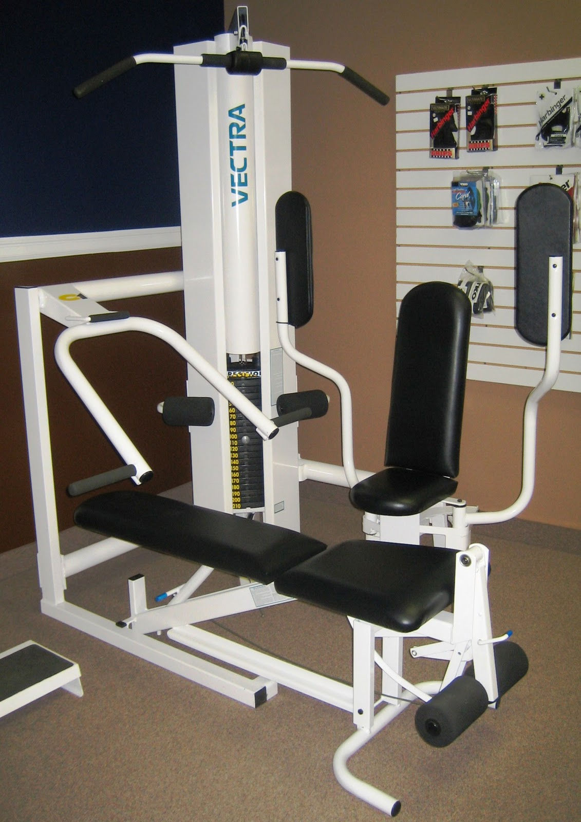 Vectra c home gym image details