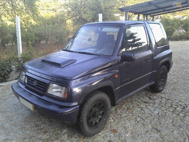 Vendo Suzuki Vitara Jlx Img