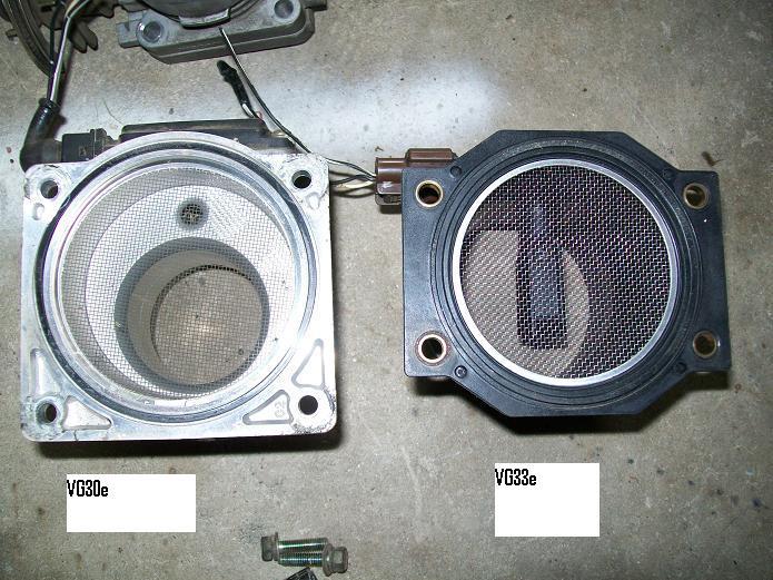 VG30 Nissan Engine Parts Diagram